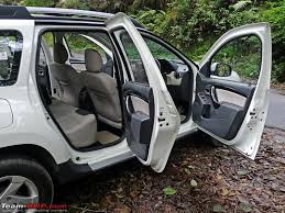 New Duster Interior Renault Duster Official Review Team Bhp
