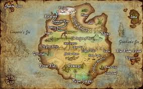 Map Of Avatar Last Airbender World by Nami Diana Relation Leagueoflegends