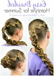 step by step braid short hair photo braided hairstyles for short hair step by step easy braided