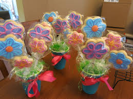 cookie bouquet cookie bouquet she bakes and creates