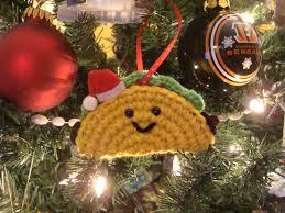 2012 taco ornament 7 50 via etsy