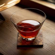 manhattan drink basil hayden u0027s classic manhattan bourbon cocktails the
