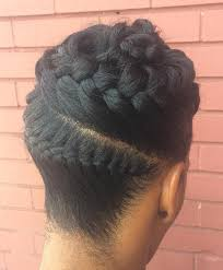 african american hairstyles for women over 40 50 updo hairstyles for black women ranging from elegant to