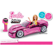 barbie toy cars rc car nikko barbie corvette otto simon b v