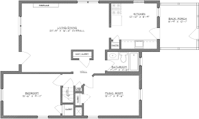 wonderful one room cottage floor plans 82 with additional house