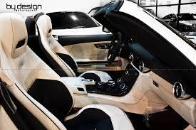Mercedes Benz Interior Colors Mercedes Benz Sls Amg By Bydesign Motorsport U2013 News4cars