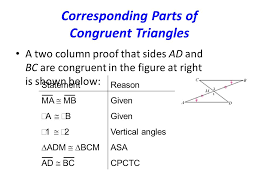 congruent triangles part 2 ppt download