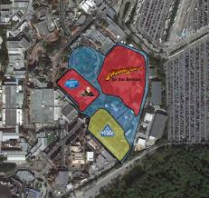 Map Of Hollywood Studios Hollywood Studios Star Wars Map Image Gallery Hcpr