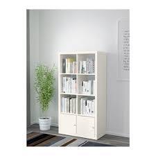 Como Tener Una Fantastica Alacena Ikea Con Un Kallax Estantería Con Puertas Blanco Vitrinas Ikea Ikea Y Vitrinas