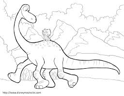 coloring page spot coloring pages the good dinosaur page 05 spot