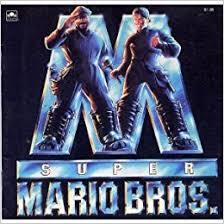 super mario brothers movie golden book golden books