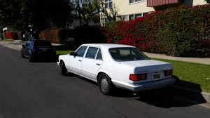 cc capsule 1987 mercedes benz 560 sel u2013 the flagship of the eighties