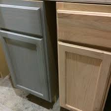 Stock Unfinished Kitchen Cabinets Cabinets U0026 Drawer Diy Kitchen Island Madehubby U0026 Me From