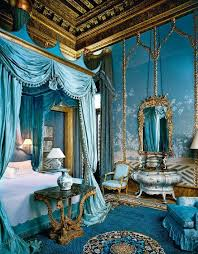 Blue And Gold Home Decor The Science Of Colors Master The Mood In Your Home Venice