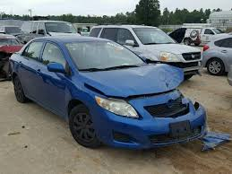 2010 toyota corolla s blue 1nxbu4ee1az239667 2010 blue toyota corolla s on sale in sc
