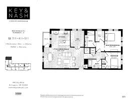 Arlington House Floor Plan by Orange Line Living Team First Look At Key U0026 Nash Rosslyn U0027s Newest