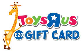 20 gift card toys r us 20 gift card gift card vouchers tesco
