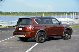 nissan armada 2017 platinum review 2017 nissan armada test drive review autonation drive automotive