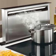 modern kitchen hoods appliances modern convertible wallmount range hood over stainless