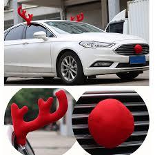 reindeer car aliexpress buy christmas party car decoration reindeer