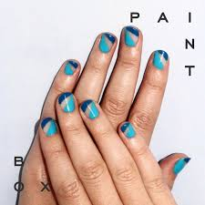 the best nail art for short nails stylecaster