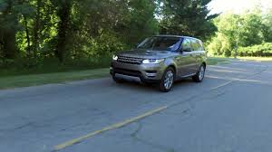 land rover hse 2016 2016 range rover sport hse td6 review curbed with craig cole