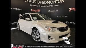 subaru legacy white 2013 used white 2013 subaru wrx sti walkaround review whitecourt