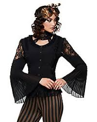 classic womens costumes pirate steampunk evil queen costume