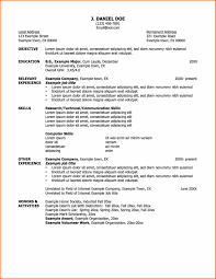 Example Of Professional Resumes 100 Modern Resume Template Free Word Professional Resume