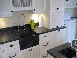 Granite Kitchen Countertops Cost by Best 25 Soapstone Countertops Cost Ideas On Pinterest