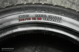 How To Read Dimensions How To Read Tire Markings Autoevolution