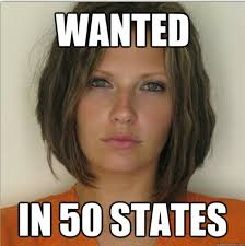 Popular Memes 2013 - attractive convict meme girl megan simmons mccullough damn cool