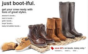 womens boots clearance target target save 40 all boots in store or totallytarget com