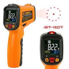 kitchen gun infrared thermometer janisa pm6530b laser temperature gun digital