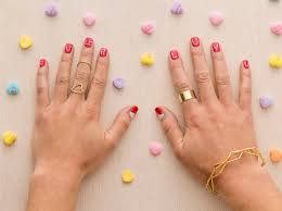 20 valentine u0027s day nails that make the most charming manicure