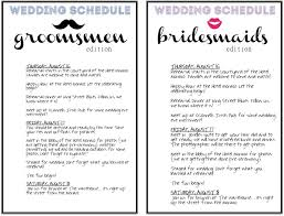 wedding agenda templates wedding agenda templates future various templates
