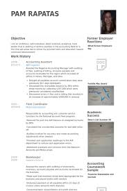 resume template for assistant accounting assistant resume sles visualcv resume sles database