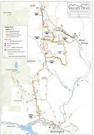 Marc Train Map Hoosac Tunnel U0026 Wilmington Railroad