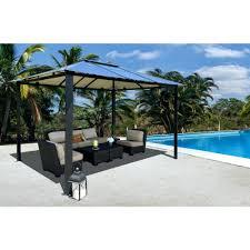 hardtop patio gazebo gazebo outdoor furniture u2013 creativealternatives co