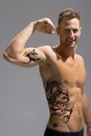 rib cage tribal tattoos for 01