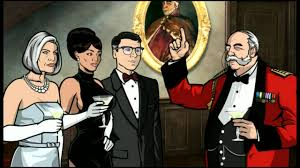 archer cartoon archer trailer youtube