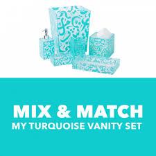 Turquoise Vanity Table My Turquoise Vanity Set Vanity Sets