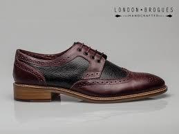 wedding shoes hamilton hamilton derby shoe leather bordo black london brogues
