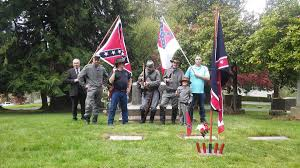 Battle Flag Of The Confederacy A Confederate Flag Flies In Washington And Its Caretaker Explains