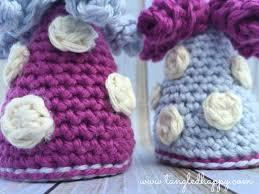 tangled happy crochet party hat diy headband free crochet pattern