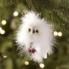 metal finial ornament winter wonder and christmas tree