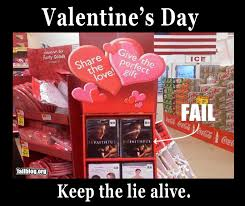 Single On Valentines Day Meme - crappy valentines day the top 20 offensive and funny v day images