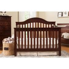Davinci Jayden 4 In 1 Convertible Crib With Toddler Rail by Davinci Jayden 4 In 1 Convertible Crib Espresso Toys