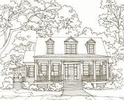 Southern Living House Plans Tideland Haven Historical Concepts Llc Southern Living House