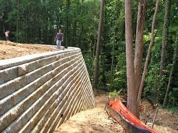 Slope  Retaining Wall Engineering Daniel Freiberg PE PG - Retaining wall engineering design